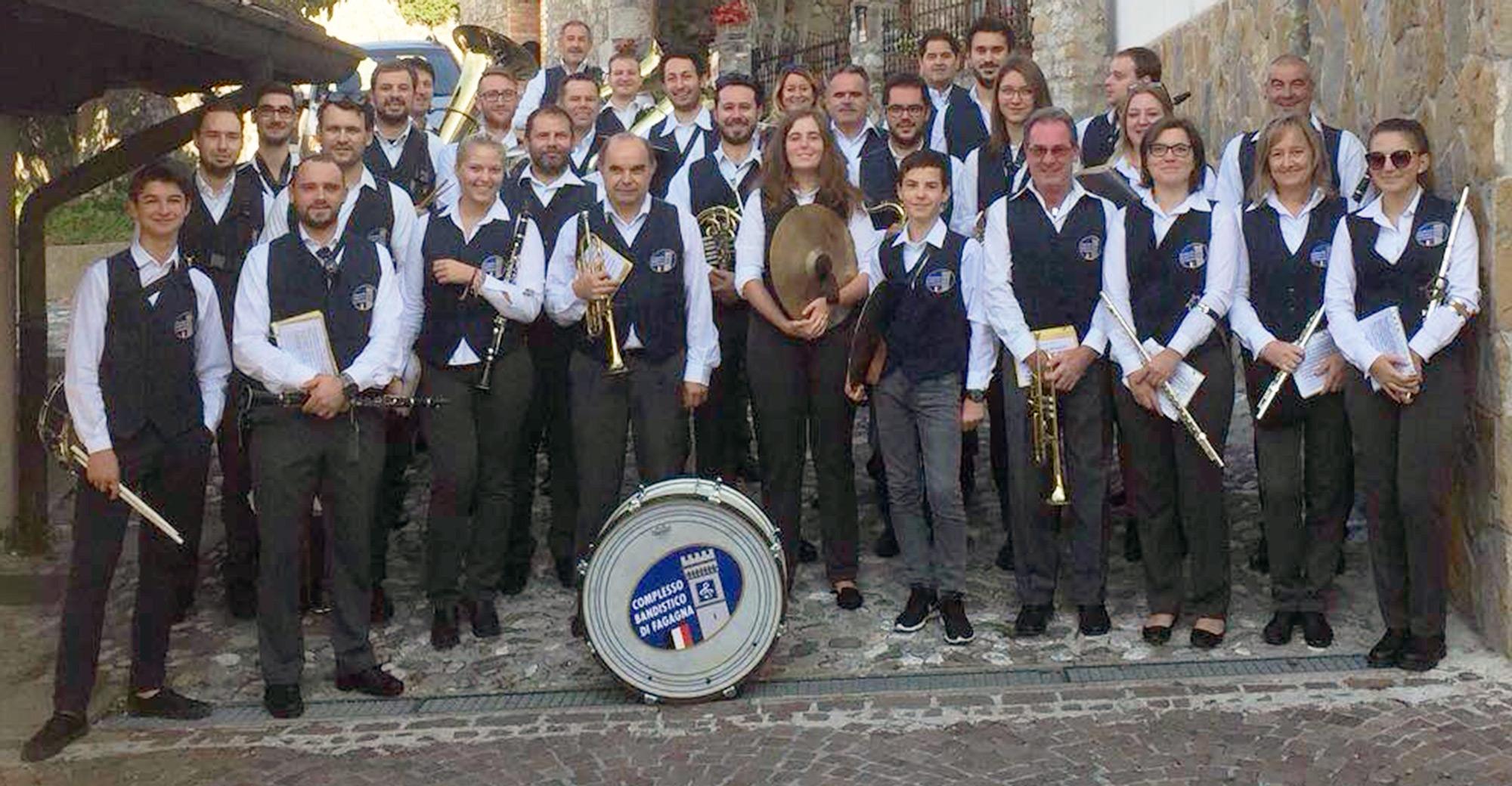 banda di fagagna banda musicale udine